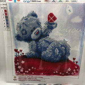 Diamond Painting DIY Kit: New Item